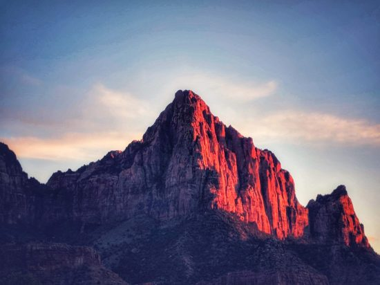 Our Journey Through Zion National Park